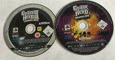 Guitar Hero Greatest Hits & III Legends Of Rock Disc Bundle / PS3 Playstation 3