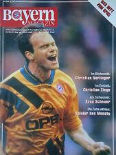 Programm 1995/96 FC Bayern München - FC St. Pauli