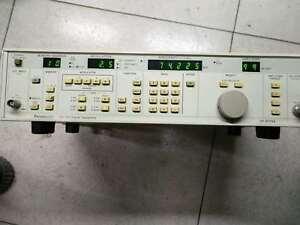 1PC Panasonic FM/AM Signal Generator VP-8174A 220V In Good Condition