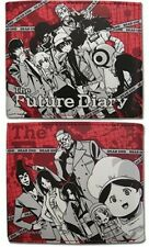 Future Diary Red Group Wallet Anime Licensed NEW