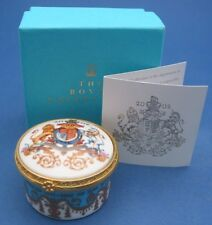 2002 Royal Palaces Collection Golden Jubilee China Box