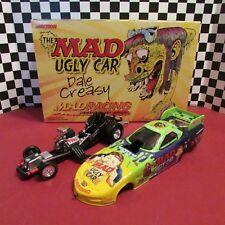 NHRA, 2000,Pontiac Firebird,1:24 scale diecast,Mad Mag./Ugly Car,Dale Creasy Jr.