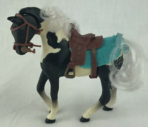 Empire Industries Horse With Saddle Bridle 1997 Mini 3.5""