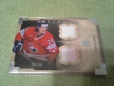 2013-14 Artifacts Jamie Benn Jersey Hirizontal #d/36 Team Canada Dallas Stars