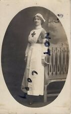 WW1 VAD Voluntary Aid Detachment Nurse