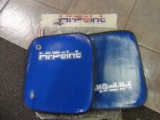Vintage NOS Hi-Point Racing Handle Bar Guards Handlebar Hand Blue AHRMA MX