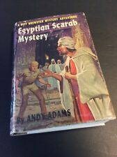 Biff Brewster #9: Egyptian Scarab Mystery by Andy Adams in Dj