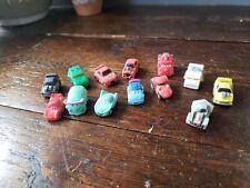 Lot of Disney Pixar Cars Squinkies Lightning McQueen Mater Ramone Fillmore plus