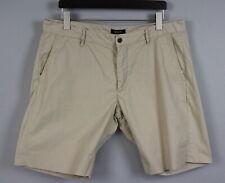 GANT Men's W38 Zip Fly Blue Cotton Chino Shorts JS15878_