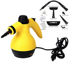 Handheld Steam Cleaner Multipurpose W/ Attachments Sanitize Home Remove Wrinkles