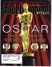 ENTERTAINMENT WEEKLY N°862-863 10/02/2006 OSCAR GUIDE/ WITHERSPOON/ LEDGER/WEISZ