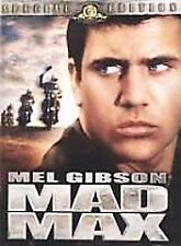 MAD MAX FULL & WIDESCREEN DVD MOVIE MEL GIBSON SPECIAL EDITION FREE SHIPPING