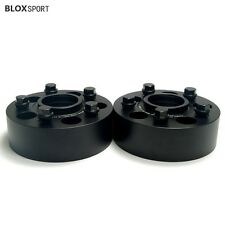 2 X 50MM HUBCENTRIC WHEEL SPACERS FIT AUDI A4 S4 A6 S6 WITH BOLTS 5X112 66.5