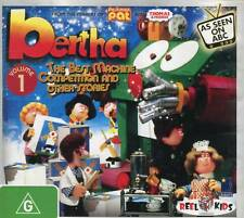 Bertha - Volume 1 ( 1DVD) - Very Good - Region 4 - Australian Seller