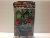 Adventure Quest Action Figure Playset  (#1)