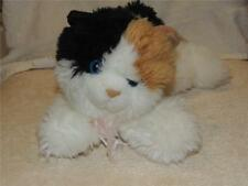 Esmeralda Calico Floppy Cat 12 inch soft plush stuffed toy by Aurora AU31539