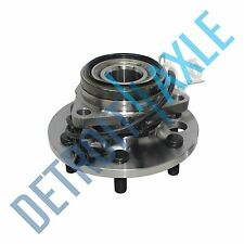 New Front 4WD 6 Bolt GMC Cadillac Chevrolet ABS Wheel Hub and Bearing Assembly