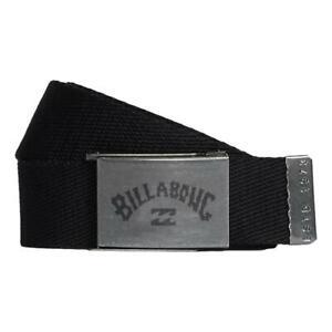 Billabong Sergeant Belt - Black NEW