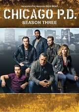 Chicago P.D.:Season Three 3 (DVD, 2016, 6-Disc Set) New PD Dick Wolf