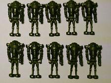 Lego Star Wars Armee: 10 x Super Battle Droid mit Blaster - 8018 7869     (165)