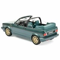 NOREV 188439 VW GOLF CABRIOLET Etienne Aigner model car green metallic 1990 1:18