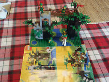 LEGO 6071 Forestmen's Crossing (4 feathers included) Castle  complete other