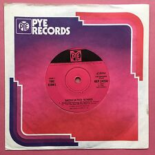 The Kinks-Dédié Kinks-EP-Dedicated follower of fashion-PYE NEP.24258