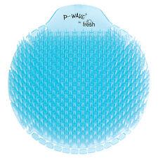 More details for p wave slant6 urinal screen - ocean mist - highly fragranced & biodegradable
