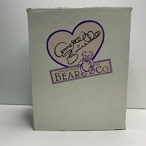 Annette Funicello Collectible Bear Co Angel Wings COA In Box # C37354 Blossom