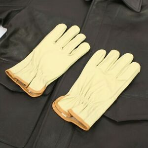 Indiana Jones Style Leather Gloves Replica Indy Gloves