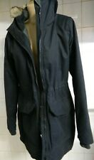 Bench  women fleece jacke/ coat hoop  size UK M   12