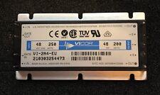 VICOR VI-2N4-EU DC DC CONVERTER 48V 200W **NEW**