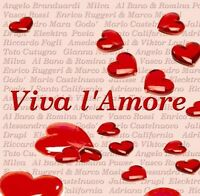 Viva L'Amore (18 tracks, 2008) Angelo Branduardi, Milva, Al Bano & Romina.. [CD]