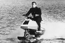 Roger Moore The Spy Who Loved Me 11x17 Mini Poster on jet ski James Bond