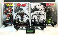 Spawn #313 Covers A B C & D Mcfarlane Capullo Variants Set Nm Image Comics 2020