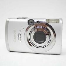 Canon Digital IXUS 950 IS Compact Camera 5.8-23.2mm 1:2.8-5.5 Lens Japan #458