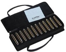 Easttop 12 Key Harmonica Set 008k Phosphor Bronze Reed US Dealer FAST SHIPPING!