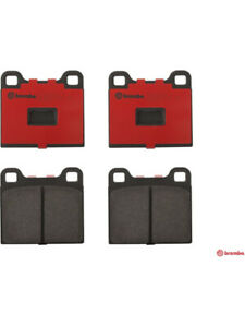Brembo Ceramic Brake Pads FOR ALFA ROMEO GT 105_ (P59001N)