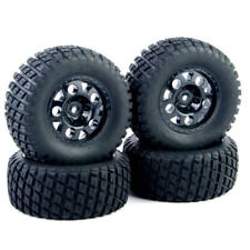 4Pcs Rc Sct Truck Wheel Tire for Turnigy Trooper Redcat Blackout Vortex Caldera