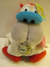 Vintage Plush Ren by Applause- New with tags
