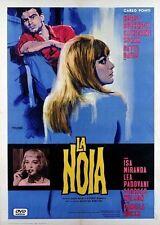 LA NOIA 1963 THE EMPTY CANVAS Catherine Spaak - Bette Davis ENGL SUB SEALED DVD