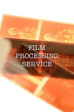 35mm and 120 Film C41 Professional Development Service for color film processing