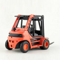 1:24 Gabelstapler Die Cast Modellauto Auto Spielzeug Model Sammlung Orange