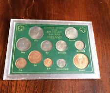 Complete Decimal Issue And The Last £ s d Issue Ireland Collector Coins