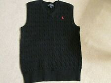 BLUE,PINK NEW FAST SHIP THE CHILDREN/'S PLACE BOY'S SWEATER VEST SIZE 14 WHITE
