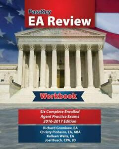 Passkey EA Review Workbook : Six Complete Enrolled Agent Practice Exams,...