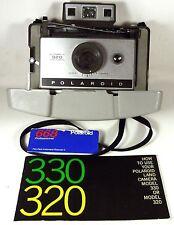 1970's Polaroid Automatic Instant Film Folding Bellows Land Camera Model 320