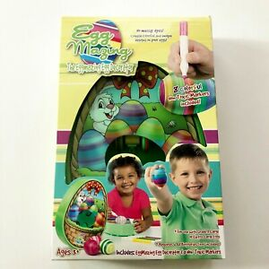 EggMazing Easter Egg Decorator Kit 8 Colorful Non Toxic Markers NEW