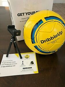 Dribble Up Smart Soccer Ball Size 5  ~ Never Used