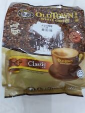 OLDTOWN White Coffee Classic 15 Sachets x 40g Halal Free Shipping